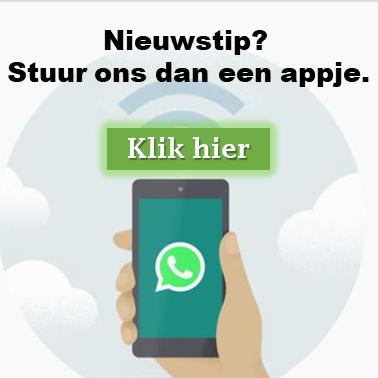 Nieuws te melden, stuur een appje